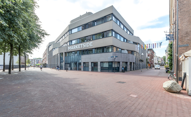 Marketside Apartments vooraanzicht
